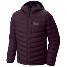 StretchDown Hooded Jacket by Mountain Hardwear in Coeur Dalene Id