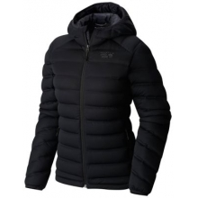 StretchDown Hooded Jacket by Mountain Hardwear in Boulder CO