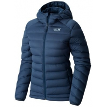 StretchDown Hooded Jacket by Mountain Hardwear in Omak Wa