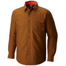 Yuba Pass Fleece Lined Shacket by Mountain Hardwear