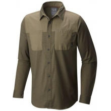 Stretchstone Utility Long Sleeve Shirt by Mountain Hardwear