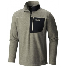 Toasty Twill Fleece 1/2 Zip by Mountain Hardwear in Sarasota FL
