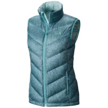 Ratio Printed Down Vest