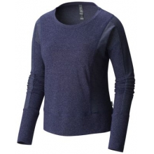 Shadow Knit Crew Long Sleeve Shirt by Mountain Hardwear
