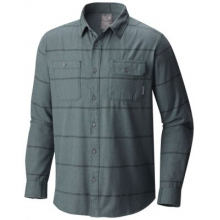 Frequenter Stripe Long Sleeve Shirt by Mountain Hardwear