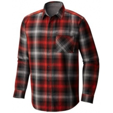 Reversible Plaid Long Sleeve Shirt