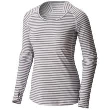 Butterlicious Stripe Long Sleeve Crew by Mountain Hardwear