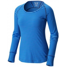 Butterlicious Stripe Long Sleeve Crew by Mountain Hardwear in Champaign Il
