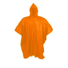 Red Ledge Lightweight PVC Poncho - Orange by Red Ledge