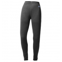 - Wool Womens Bottoms Midweight - X-Small - Charcoal Grey Heather by Minus 33