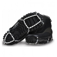 Diamond Grip - Unisex - Black In Size by Ice Trekkers