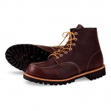 Red Wing Heritage Men's 8146 6-Inch Moc Toe Boot by Red Wing Shoes