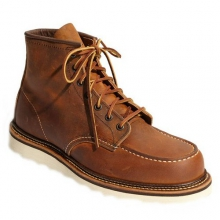 1907 6-Inch Moc Toed Work Boot by Red Wing Shoes