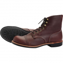 Red Wing Heritage Men's 8119 Iron Ranger Boot by Red Wing Shoes