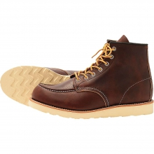 Red Wing Heritage Men's 8138 6-Inch Classic Moc Toe Boot
