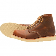 Red Wing Heritage Men's 9111 6-Inch Classic Round Toe Boot by Red Wing Shoes