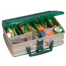 1120-00 Double Sided Satchel Tackle Box in Anchorage, AK