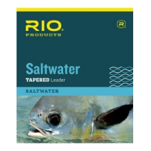 Saltwater Knotless Leader by Rio Products®