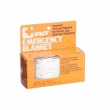 The Original SPACE Brand Emergency Blanket by Mpi Outdoor