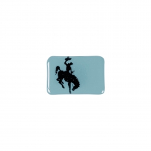 Glass Bronc Buckle