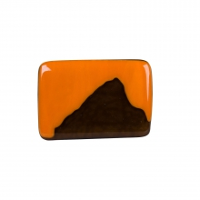 Glass Teton Buckle