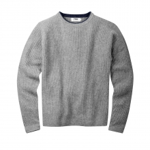 Lodge Crewneck Sweater by Mountain Khakis in Florence Al
