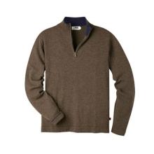 Lodge Qtr Zip Sweater by Mountain Khakis in Hamburg PA