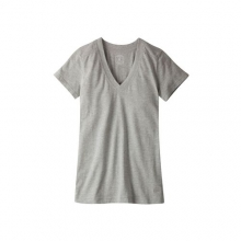 Women's Anytime V-Neck Shirt by Mountain Khakis in Granville Oh