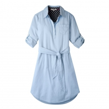 Women's Island Shirtdress by Mountain Khakis in Charlotte Nc