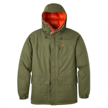 Double Down Parka Jacket