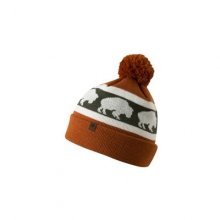 Bison Pom Beanie by Mountain Khakis in State College Pa