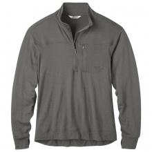 Rendezvous Micro Qtr Zip Shirt