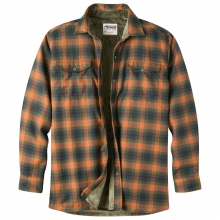 Christopher Fleece Lined Shirt by Mountain Khakis in Lafayette Co