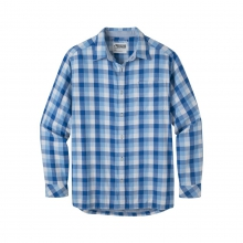 Men's Two Ocean Long Sleeve Shirt by Mountain Khakis