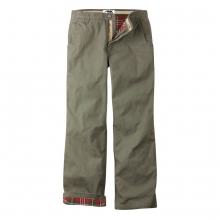 Flannel Original Mountain Pant Relaxed Fit by Mountain Khakis
