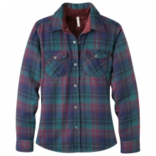 Christi Fleece Lined Shirt
