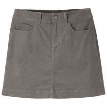 Canyon Cord Skirt Slim Fit