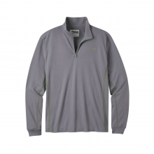 Men's Shady Cay II Qtr Zip Long Sleeve Shirt by Mountain Khakis in Lake Geneva Wi
