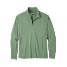 Men's Shady Cay II Qtr Zip Long Sleeve Shirt by Mountain Khakis in Birmingham Al