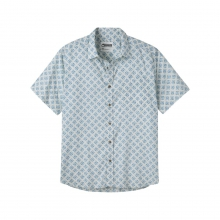 Men's Fish Hatch Signature Print Shirt by Mountain Khakis in Lafayette Co