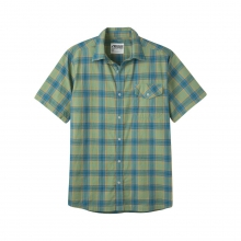 Men's Shoreline Short Sleeve Shirt by Mountain Khakis