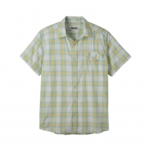Men's Shoreline Short Sleeve Shirt by Mountain Khakis in Victor Id
