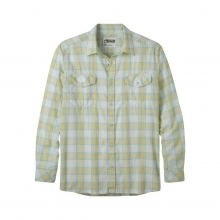 Men's Shoreline Long Sleeve Shirt by Mountain Khakis in Victor Id