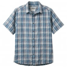Men's Crags EC Crinkle Short Sleeve Shirt by Mountain Khakis