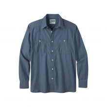 Ace Indigo Long Sleeve Shirt in Fort Worth, TX