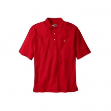 Men's Bison Polo Shirt in Fort Worth, TX