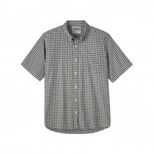 Spalding Gingham Short Sleeve Shirt by Mountain Khakis