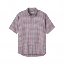 Men's Spalding Gingham Short Sleeve Shirt by Mountain Khakis in Asheville Nc