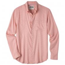 Men's Passport EC Long Sleeve Shirt by Mountain Khakis