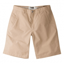 Men's Poplin Short Relaxed Fit by Mountain Khakis